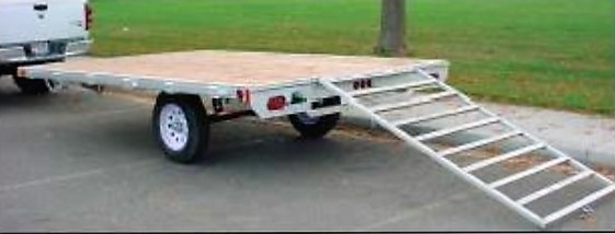 2081.D. Snake River Aluminum Sport Utility Trailers from Town and Country Truck and Trailer, Kent (Seattle) WA