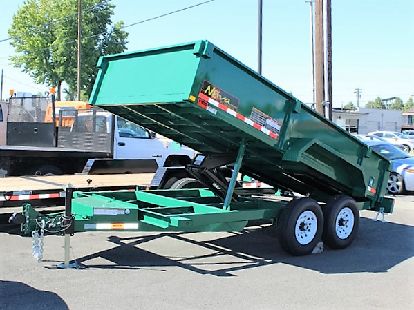 DT.1. Nova DT Series trailers from Town and Country Truck and Trailer, Kent (Seattle) WA