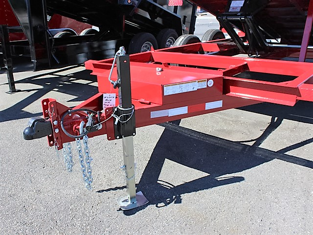 DT.10. Nova DT Series trailers from Town and Country Truck and Trailer, Kent (Seattle) WA