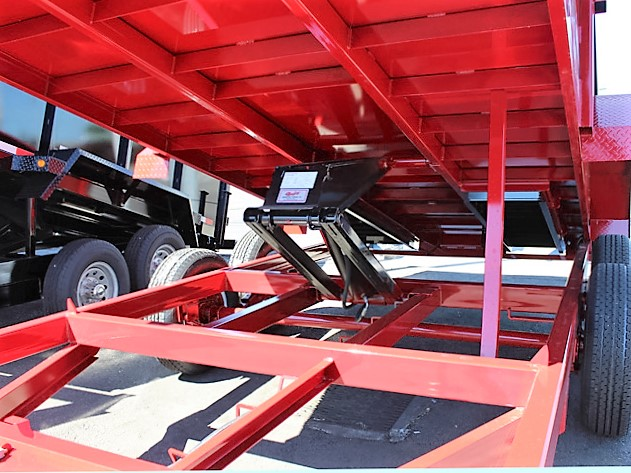 DT.12. Nova DT Series trailers from Town and Country Truck and Trailer, Kent (Seattle) WA