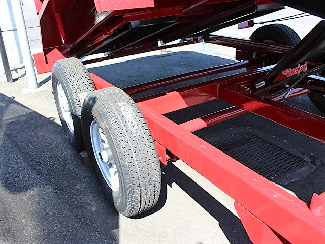 DT.14. Nova DT Series trailers from Town and Country Truck and Trailer, Kent (Seattle) WA