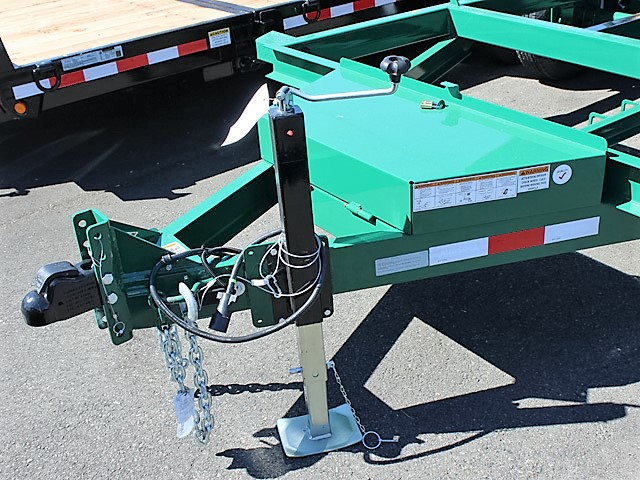 DT.2. Nova DT Series trailers from Town and Country Truck and Trailer, Kent (Seattle) WA