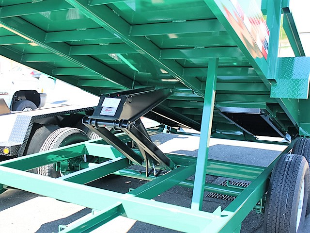 DT.3. Nova DT Series trailers from Town and Country Truck and Trailer, Kent (Seattle) WA