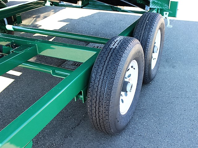 DT.4. Nova DT Series trailers from Town and Country Truck and Trailer, Kent (Seattle) WA