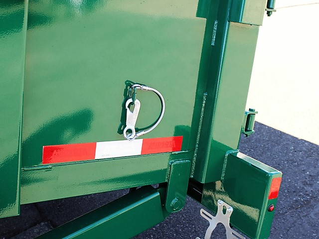 DT.5. Nova DT Series trailers from Town and Country Truck and Trailer, Kent (Seattle) WA