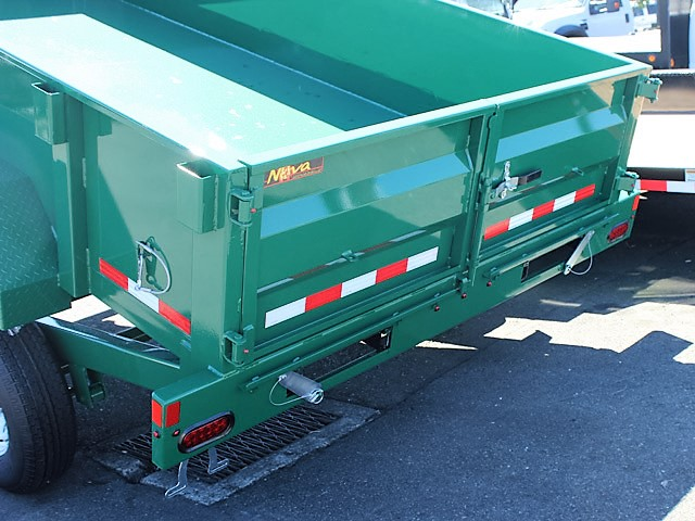DT.6. Nova DT Series trailers from Town and Country Truck and Trailer, Kent (Seattle) WA