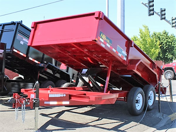 DT.8. Nova DT Series trailers from Town and Country Truck and Trailer, Kent (Seattle) WA
