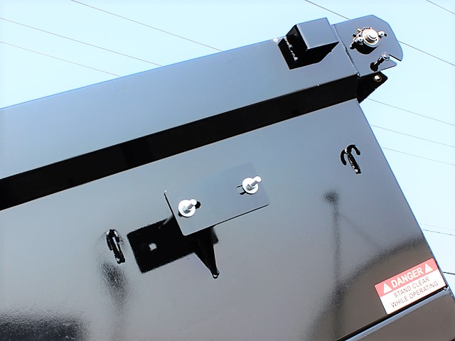 IN6FT.H. 2018 Innovative 6 ft. x 10 ft. x 30 in. tall sided dump trailer from Town and Country Commercial Truck and Trailer Sales, Kent (Seattle), WA