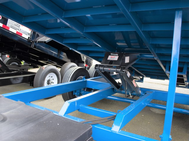HV4. Midsota Versadump HV Series commercial grade dump trailers from Town and Country Truck / Trailer, Kent (Seattle) WA.